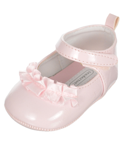 "Tendertoes ""Ballet Baby"" Mary Jane Shoes (Infant Girls Sizes 1 – 4) - CookiesKids.com"