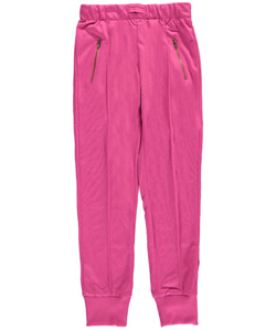 "Joyce Concept Big Girls' ""Banded Love"" Joggers (Sizes 7 – 16) - CookiesKids.com"