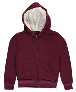 "Joyce Concept Big Girls' ""Cozy Classic"" Hoodie (Sizes 7 – 16) - CookiesKids.com"