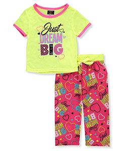 Angel Face Baby Girls' 2-Piece Pajamas - CookiesKids.com