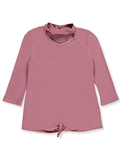 2 Tween Big Girls' L/S Top (Sizes 7 – 16) - CookiesKids.com