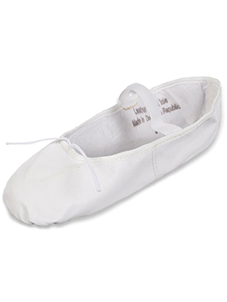 Theatricals Girls Ballet Slippers (Youth Sizes 2 – 7) - CookiesKids.com