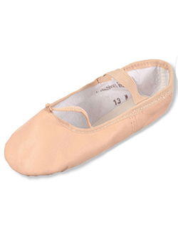 Theatricals Girls Ballet Slippers (Youth Sizes 11 – 1) - CookiesKids.com