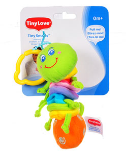 "Tiny Love ""Jittering Jay"" Clip-On Toy - CookiesKids.com"