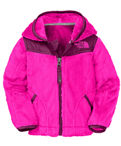The North Face Baby Girls' Oso Hoodie - CookiesKids.com