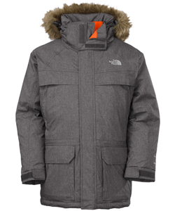 The North Face Big Boys' McMurdo Parka (Sizes 8S – 20XL) - CookiesKids.com