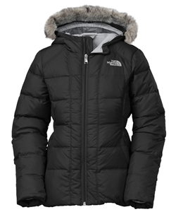 The North Face Little Girls' Gotham Jacket (Sizes 4 – 6X) - CookiesKids.com