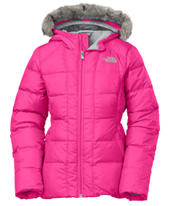 The North Face Big Girls' Gotham Jacket (Sizes 7S – 20XL) - CookiesKids.com
