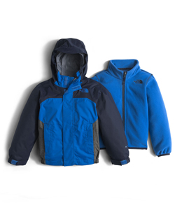 The North Face Little Boys' Toddler Vortex Triclimate Jacket (Sizes 2T – 4T) - CookiesKids.com
