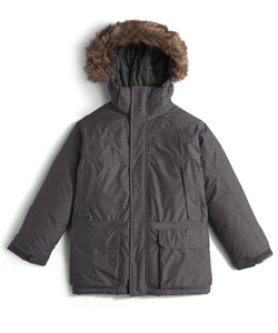 The North Face Boys' Youth McMurdo Down Parka (Sizes S – XL) - CookiesKids.com