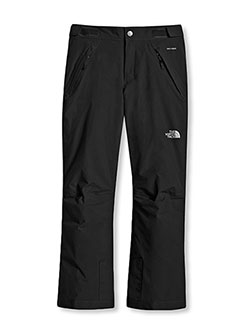 The North Face Big Girls' Freedom LRBC Insulated Pants (Sizes 7 – 18) - CookiesKids.com