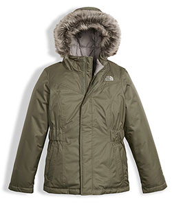 The North Face Big Girls' Greenland Down Jacket (Sizes 7 – 16) - CookiesKids.com