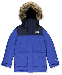 The North Face Big Boys' McMurdo Down Parka (Sizes 7 – 20) - CookiesKids.com