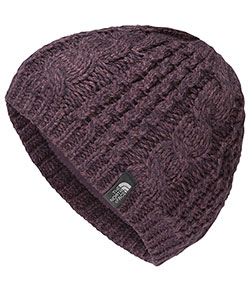 The North Face Women's Cable Minna Beanie (One Size) - CookiesKids.com