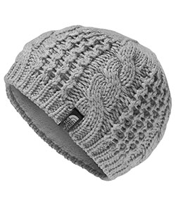 The North Face Girls' Youth Cable Minna Beanie (Sizes S – L) - CookiesKids.com