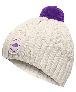The North Face Baby Girls' Minna Beanie (Sizes XS) - CookiesKids.com