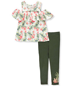 Kidtopia Girls' 2-Piece Outfit - CookiesKids.com