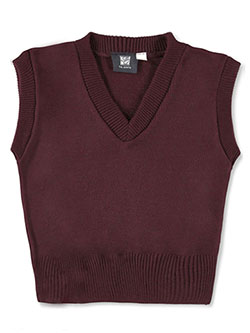T.Q. Knits Unisex Sweater Vest (Sizes 2 - 7) - CookiesKids.com