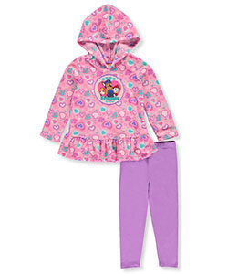 Paw Patrol Little Girls' Toddler 2-Piece Outfit (Sizes 2T – 4T) - CookiesKids.com