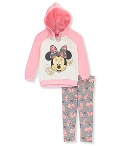 Disney Minnie Mouse Little Girls' 2-Piece Outfit (Sizes 4 – 6X) - CookiesKids.com
