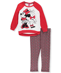 Disney Minnie Mouse Big Girls' 2-Piece Outfit (Sizes 7 – 16) - CookiesKids.com