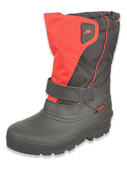 "Tundra Boys ""Ice Peaks"" Snow Boots (Youth Sizes 1 – 6) - CookiesKids.com"