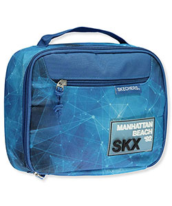 "Skechers ""Manhattan Beach"" Insulated Lunchbox - CookiesKids.com"