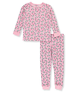 Limited Too Little Girls' Toddler 2-Piece Pajamas (Sizes 2T – 4T) - CookiesKids.com