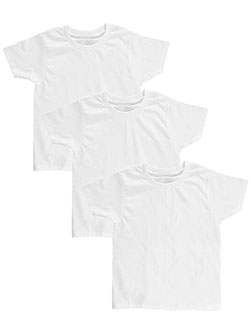 Fruit of the Loom Big Boys' 3-Pack T-Shirts (Sizes 8 – 20) - CookiesKids.com