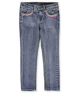 Vigoss Little Girls' Skinny Jeans (Sizes 4 – 6X) - CookiesKids.com