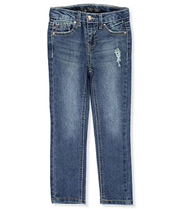 Vigoss Little Girls' Toddler Skinny Jeans (Sizes 2T – 4T) - CookiesKids.com