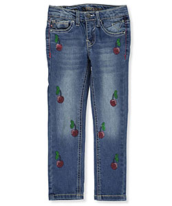 Vigoss Little Girls' Toddler Jeans (Sizes 2T – 4T) - CookiesKids.com