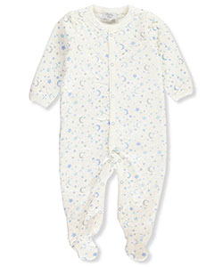 Sterling Baby Baby Boys' Footed Coverall - CookiesKids.com