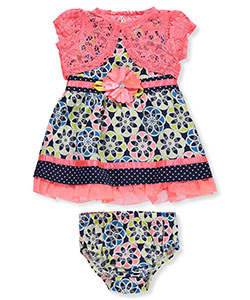 Sugah & Honey Baby Girls' Dress Set - CookiesKids.com