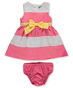 Sophie Fae Baby Girls' Dress with Diaper Cover - CookiesKids.com
