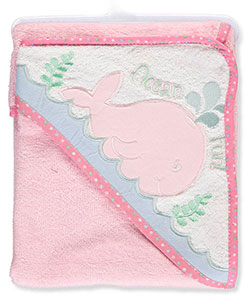 "Kristen Hanah ""Ocean Fun"" Hooded Towel - CookiesKids.com"