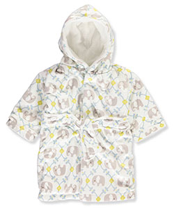 Snugly Baby Baby Boys' Hooded Robe - CookiesKids.com