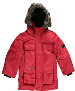 "J. Whistler Big Boys' ""Frostmaster"" Insulated Jacket (Sizes 8 – 20) - CookiesKids.com"