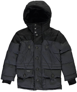 "J. Whistler Big Boys' ""Russ"" Insulated Jacket (Sizes 8 – 20) - CookiesKids.com"
