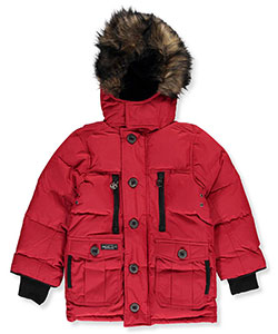 J. Whistler Little Boys' Insulated Parka (Sizes 4 – 7) - CookiesKids.com