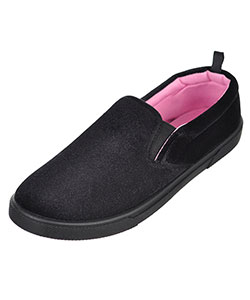 Sugar & Spice Girls' Slip-On Loafers (Toddler Sizes 5 – 10) - CookiesKids.com
