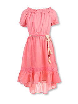 Chillipop Girls' Belted Dress - CookiesKids.com