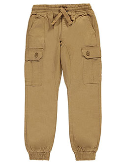 "Southpole Little Boys' ""Gridded Cargo"" Joggers (Sizes 4 – 7) - CookiesKids.com"