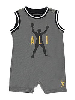 "Ali Baby Boys' ""The Greatest"" Romper - CookiesKids.com"