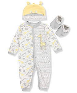 Buster Brown Baby Boys' 3-Piece Layette Set - CookiesKids.com