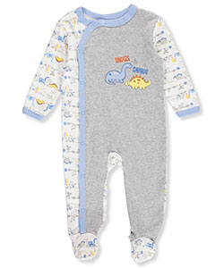 Weeplay Baby Boys' Footed Coverall - CookiesKids.com