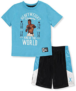 Ali Little Boys' Toddler 2-Piece Outfit (Sizes 2T – 4T) - CookiesKids.com