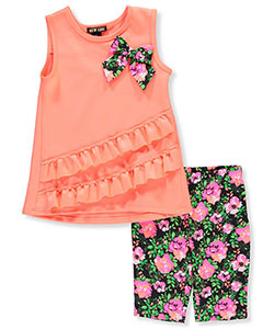 New Chic Girls' 2-Piece Outfit - CookiesKids.com