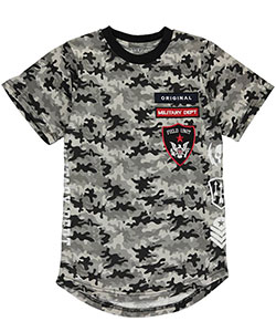 "Encrypted Baby Boys' ""Military Dept."" T-Shirt - CookiesKids.com"