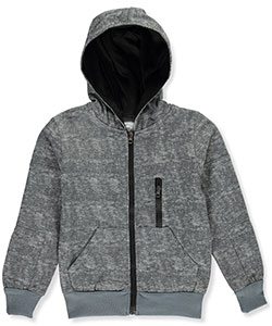 "Encrypted Little Boys' ""Grayson"" Hoodie (Sizes 4 – 7) - CookiesKids.com"
